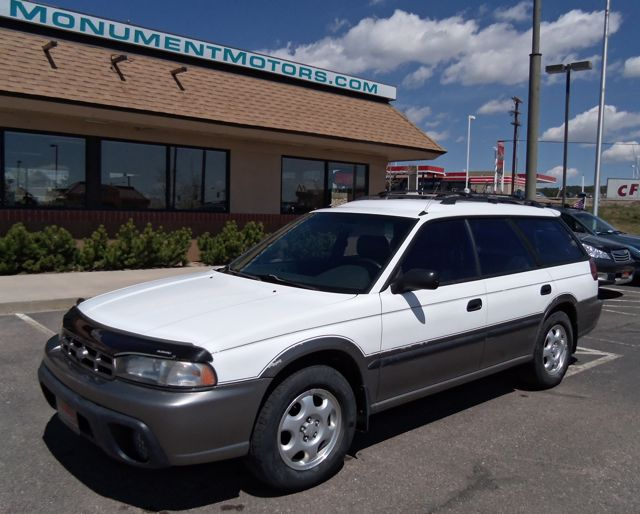 1996 Subaru Outback Limited