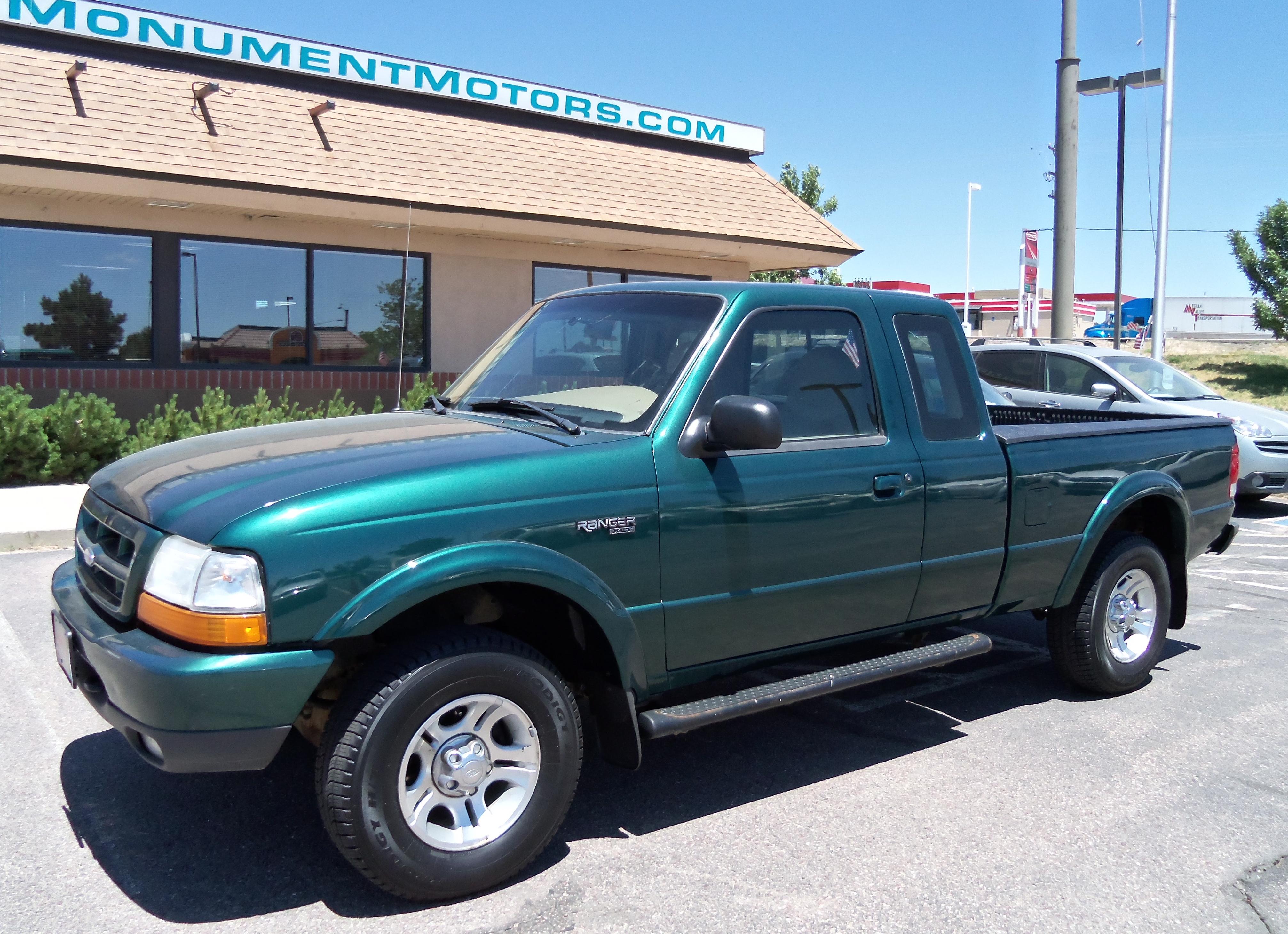 2000 Ford Ranger 4x4 2000 ford ranger xlt ext cab