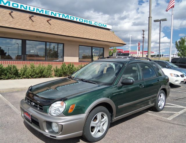 2002 subaru impreza outback spt wgn colo spgs denver. Black Bedroom Furniture Sets. Home Design Ideas